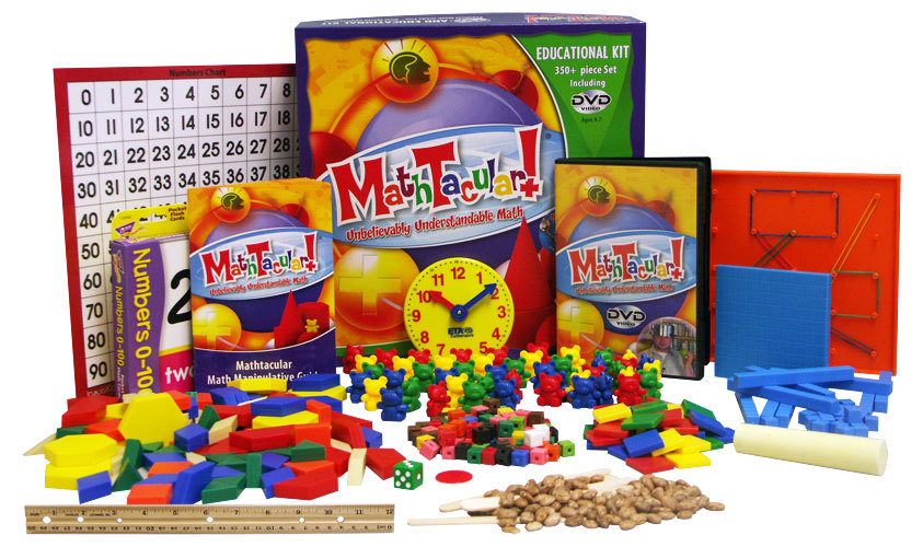 MathTacular Educational Kit